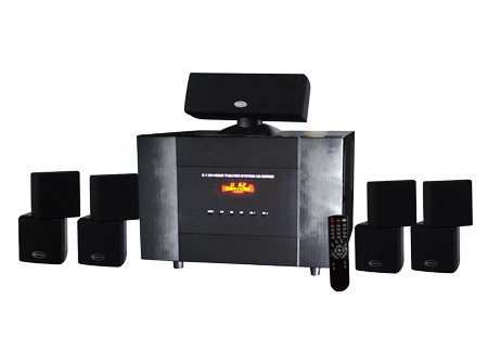 Hd Professional Home Theater System