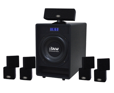 BNW Acoustics Premium Home Theater Systems