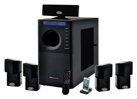 Bnw Acoustics Sr 44 Home Theater System Bnw Acoustics